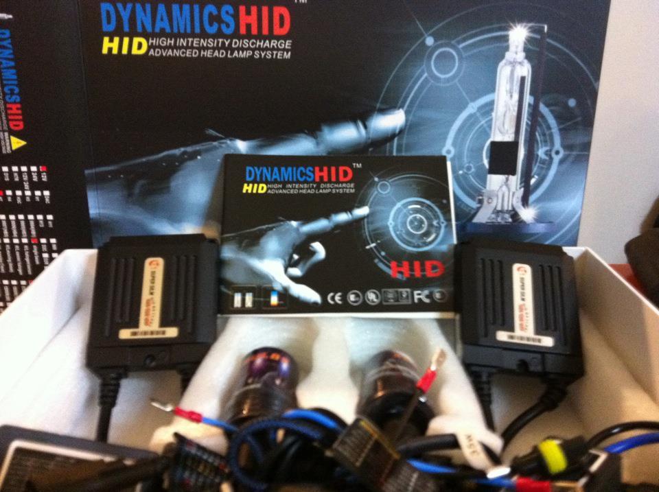 HID XENON H1/H3/H7/H8/H9/H11/H13/HB3/HB4