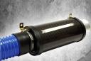 Carbon Air Box Universal kit